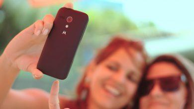 app che invecchia, selfie