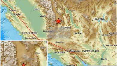 terremoto california oggi