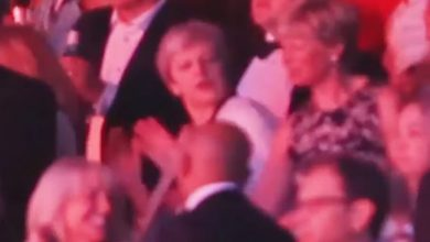 theresa may balla video