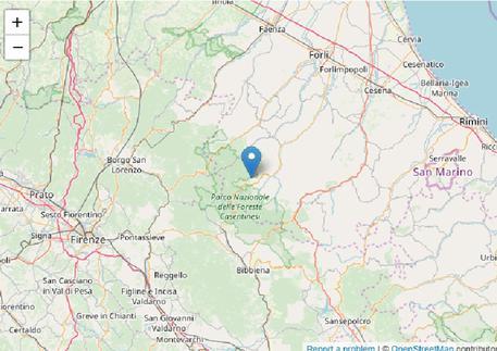 Forlì terremoto