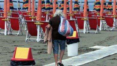 spiaggia presenze
