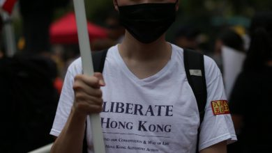 Hong Kong proteste