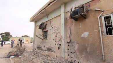 Libia raid Haftar