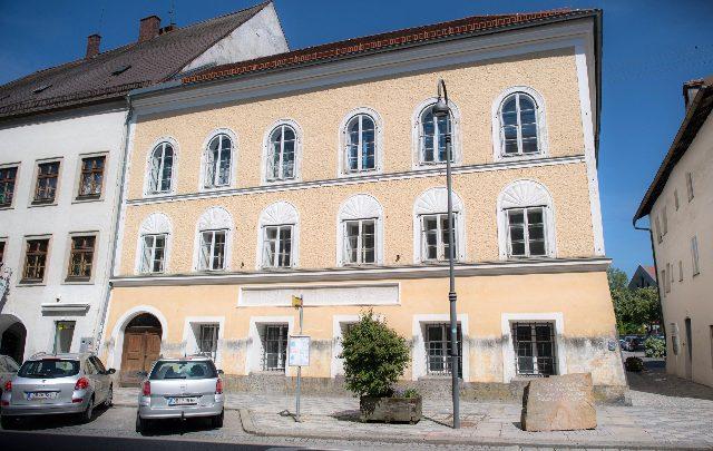 casa Adolf Hitler