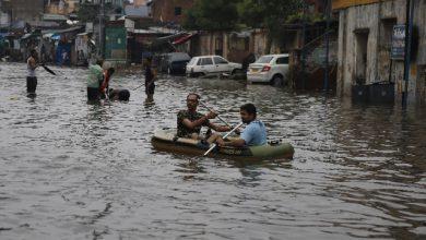 India inondazioni