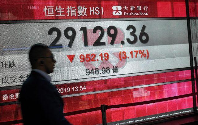 Borsa Hong Kong