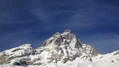 Cervino alpinista