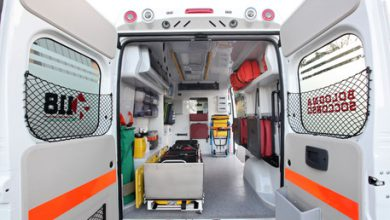 A14 incidente ambulanza
