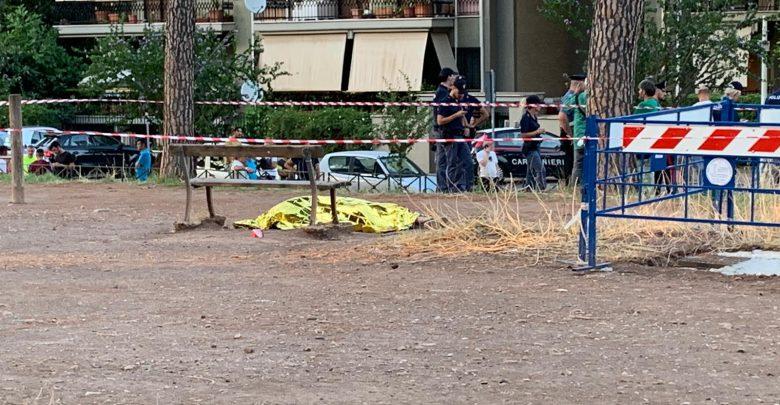 Ucciso Fabrizio 'diabolik' Piscitelli - Foto Fox Sport Italia