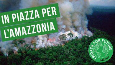 Milano Amazzonia