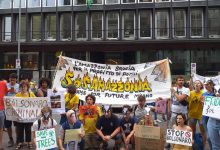 Milano Amazzonia consolato brasile