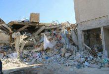 Siria bombardamento