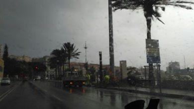Maltempo a Cagliari