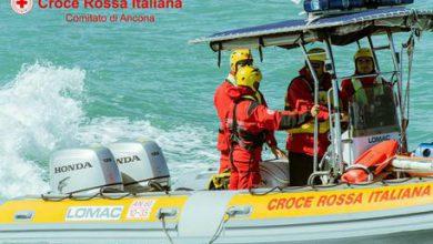 Ancona, tragedia in mare