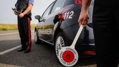 carabinieri udine incidente