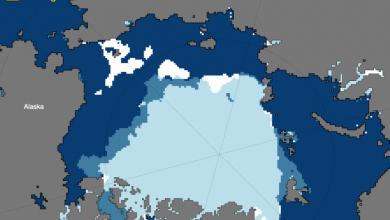 Calotta Artica - Estensione
