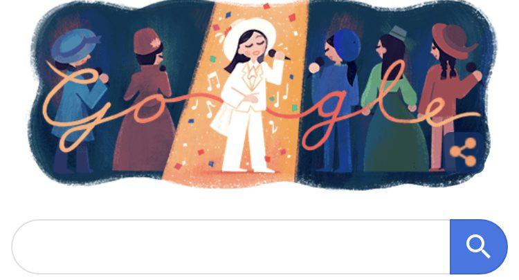 Doodle di Google - Fong Fei-Fei