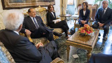 consultazioni forza italia