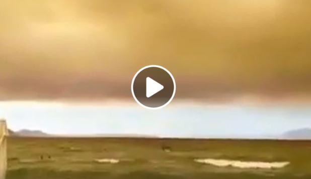 Grecia incendio fumo