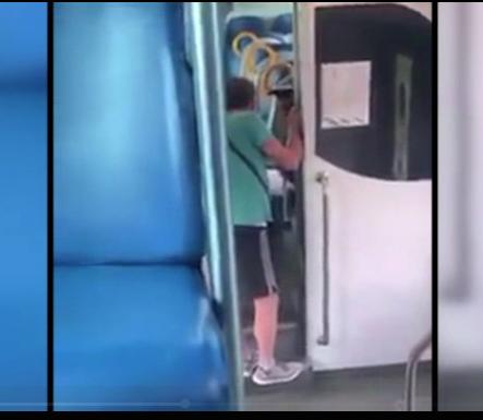 Razzismo treno
