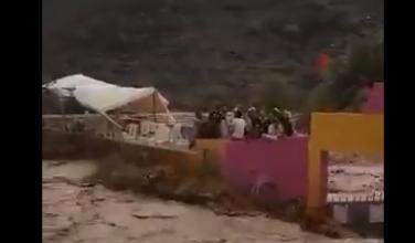 Marocco diluvio