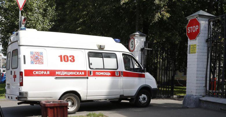 Russia ambulanza