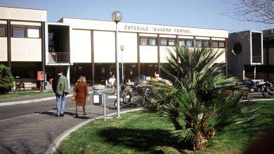 Roma ospedale Pertini