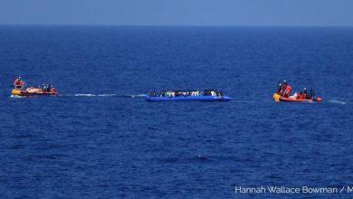 Migranti, Ocean Viking salva 81 persone