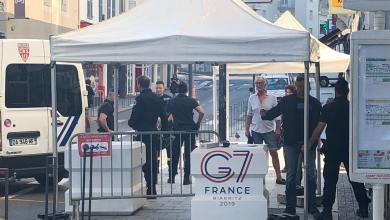 Biarritz @Hector Perez via Twitter