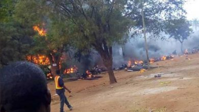 Tanzania esplosione