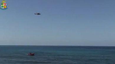 Trapani, giovane disperso dopo un tuffo in mare