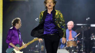 Marte Rolling Stones