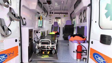Forte dei Marmi ambulanza