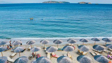 caldo, spiaggia, estate, ferragosto