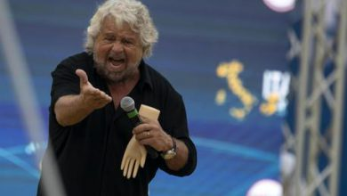 Beppe Grillo figlio