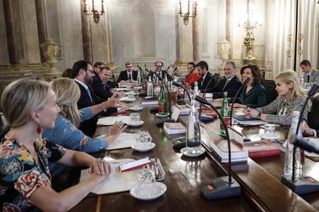 Capigruppo, crisi governo