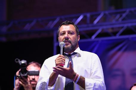 Salvini Crisi di Governo