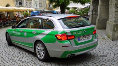 Germania omicidio polizei