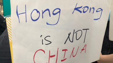 Hong Kong: le proteste in aeroporto