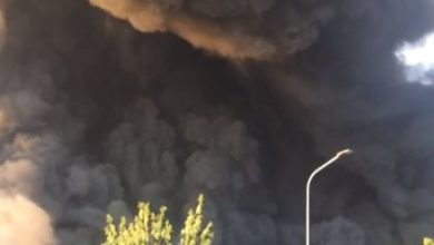 incendio faenza video