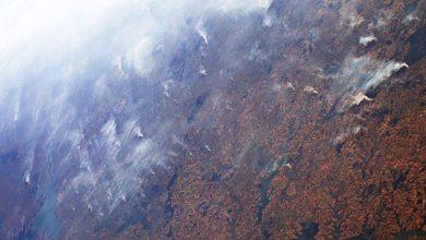 incendi amazzonia luca parmitano
