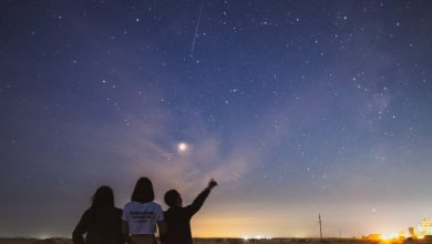 San Lorenzo stelle cadenti meteo