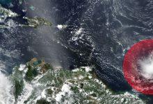 tempesta dorian uragano caraibi