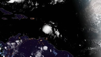 tempesta dorian caraibi