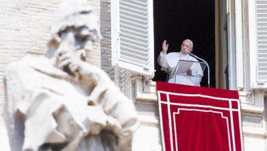 Papa Francesco ascensore