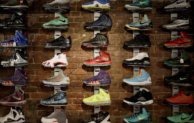 prova scarpe a pagamento