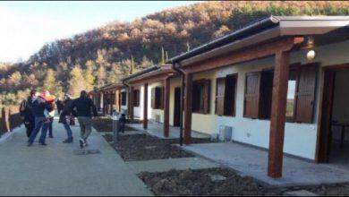 Ricostruzione - Abruzzo. Foto ANSA