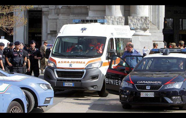 Militare accoltellato Milano