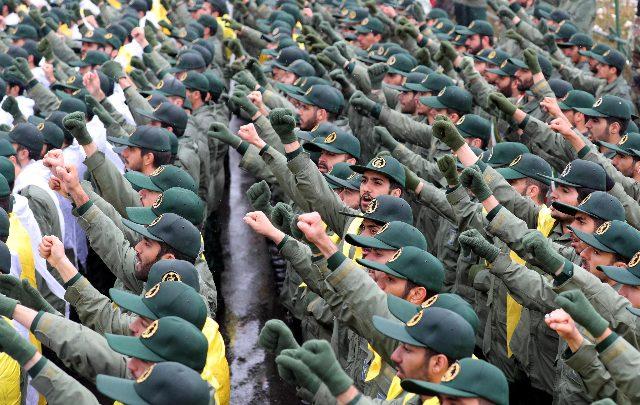 Iran pasdaran