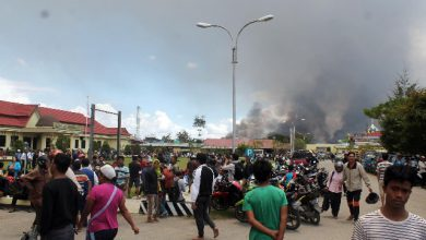 Papua protesta